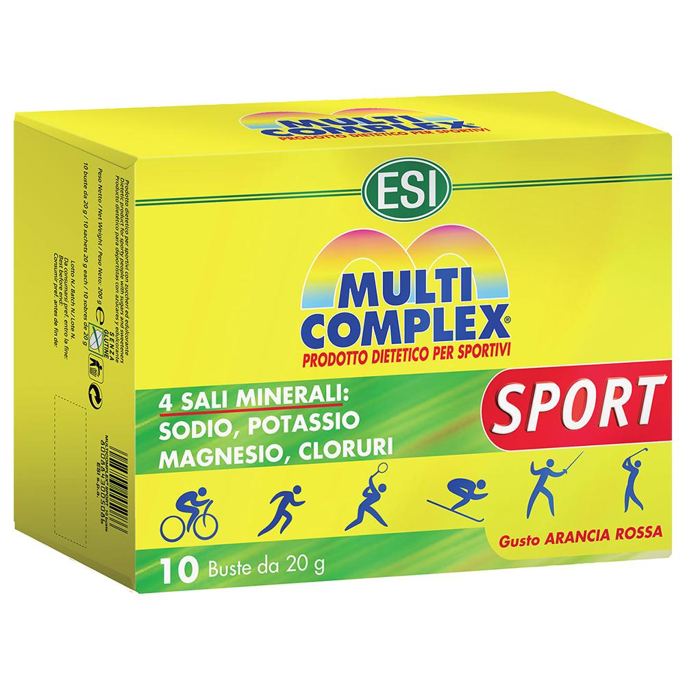 Multicomplex sport ESI