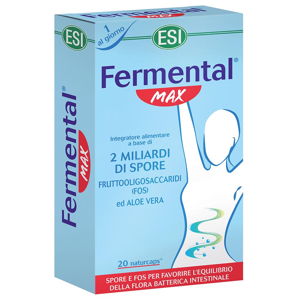 Fermental Max Naturcaps ESI