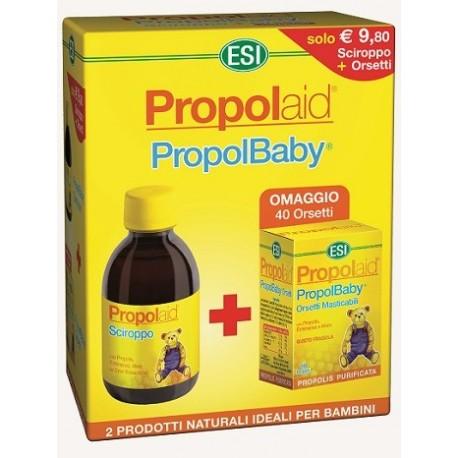 Propolaid PropolBaby Sciroppo più Orsetti