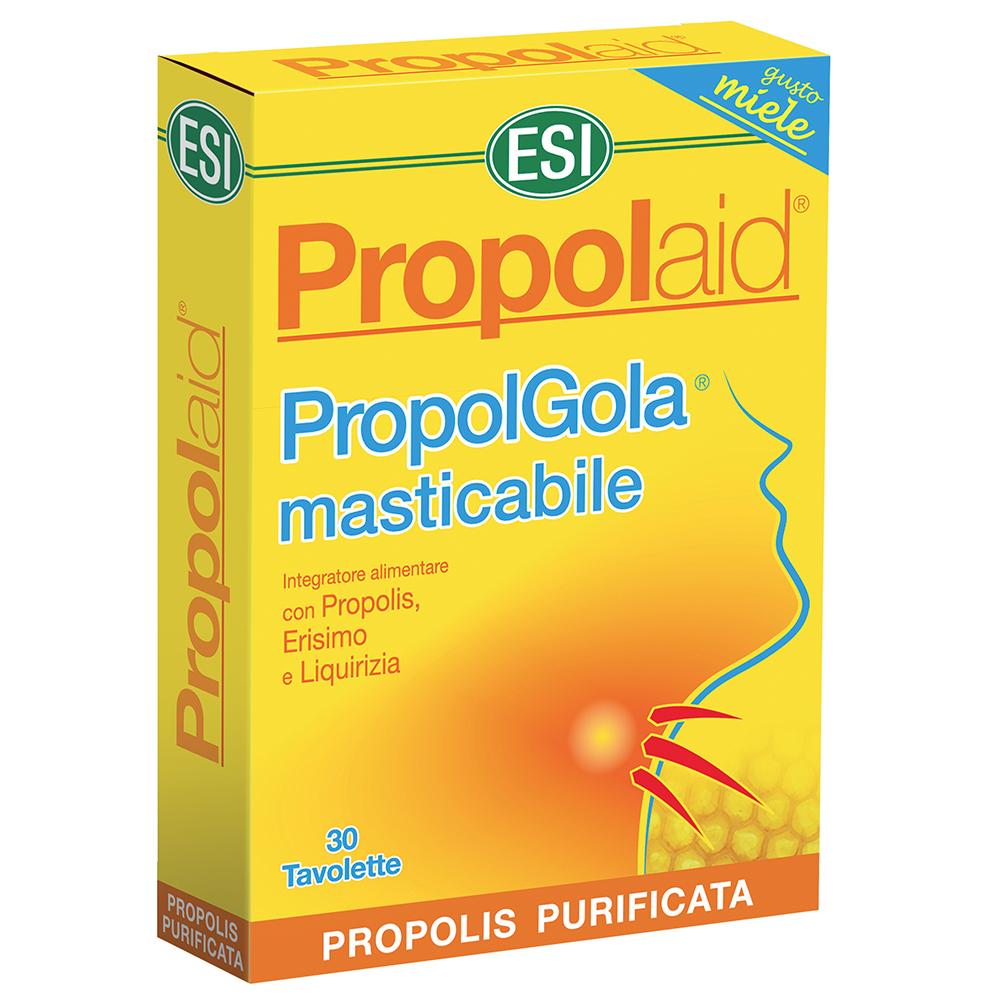 Propolaid PropolGola masticabile Miele