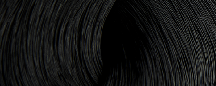 Color erbe tintura nero colore