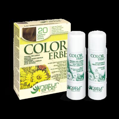 Color erbe tintura 20