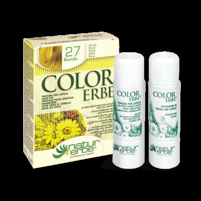 Color erbe tintura 27