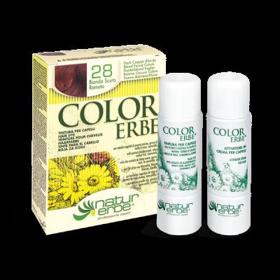 Color erbe tintura 28