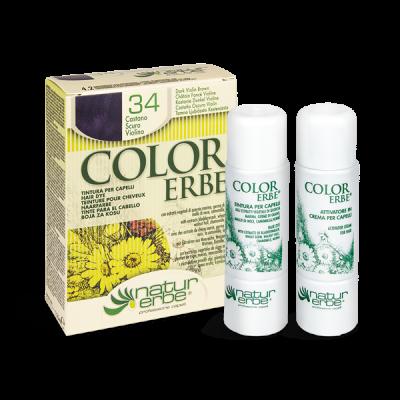 Color erbe tintura 34