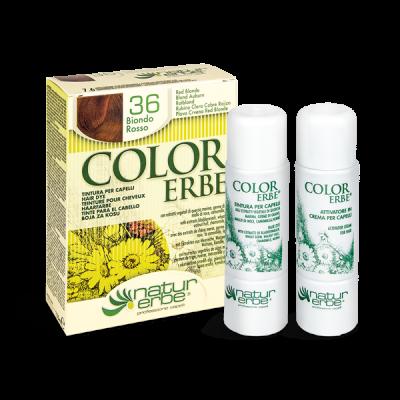 Color erbe tintura 36