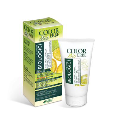 Gel color erbe biologico