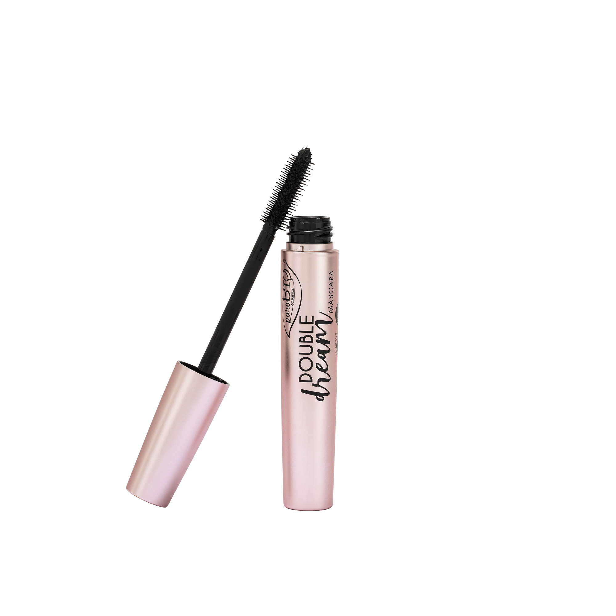 Mascara-Double-Drema-Purobio-cosmetics-black